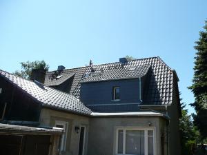 Sanierung Dach mit Gaube nachher